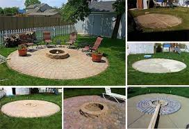diy backyard pit build it or weld it 16 warm outdoor and metal pit ideas