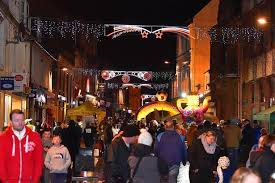 kilwinning scouts stalwart to switch on town u0027s christmas lights