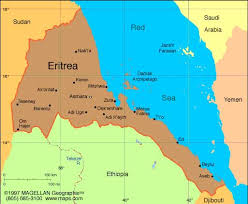 africa map eritrea eritrea africa business directory and news