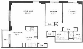 floor plans 3 bedroom 2 bath r fiore estate