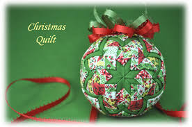 quilt ornament kit