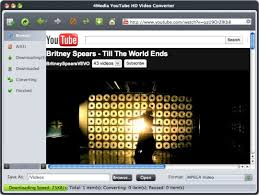 format video converter youtube 4media youtube hd video converter for mac free download and