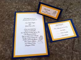 beauty and the beast wedding invitations beauty and the beast quinceanera invitations kawaiitheo