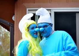 Smurf Halloween Costumes 32 Diy Ideas Couples Halloween Costumes