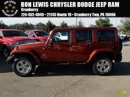 sahara jeep 2014 2014 copperhead pearl jeep wrangler unlimited sahara 4x4 87998980