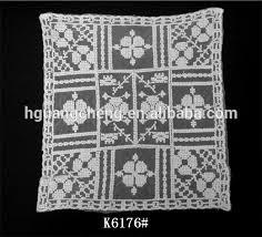 Crochet Lace Curtain Pattern K6176 Cotton Mesh Crochet Lace Curtain Patterns Buy Lace Curtain