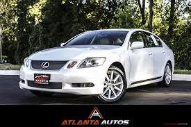 used lexus 2007 2007 lexus gs 350 stock 006530 for sale near marietta ga ga