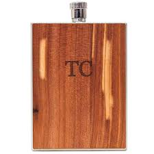 wooden flasks wooden flasks personalized engraved hip flask for women men