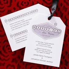 wedding invitations las vegas 9 best las vegas wedding invitations images on las