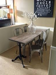 nice ideas narrow dining tables perfect narrow dining tables for
