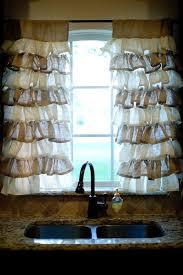 Burlap Drapery Best 25 Burlap Kitchen Curtains Ideas On Pinterest Vintage