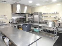 comercial kitchen design cozy and chic commercial kitchen layout