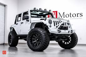 jeep wrangler black 2014 jeep wrangler black with custom roll cage 101 motors media