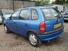 vauxhall corsa blue used vauxhall corsa hatchback 1 2 i 16v club 5dr in earlswood