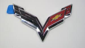 2014 corvette stingray emblem c6 performance c7motorsports c7 corvette parts and accessories