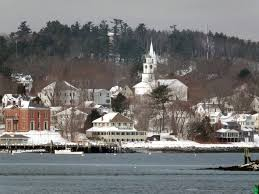 15 prettiest winter villages in new england new england today