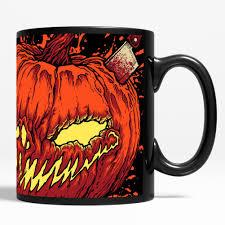 i love halloween mug u2013 terrorthreads