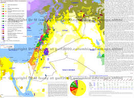 Maps Syria by The Gulf 2000 Project Sipa Columbia University