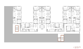 High Rise Residential Building Floor Plans by New Mixed Use Building Headed To 1581 Magazine Plans Included