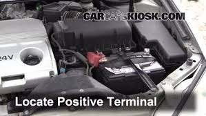 2006 toyota camry battery how to jumpstart a 2002 2006 toyota camry 2006 toyota camry xle