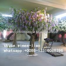 wedding wishing trees for sale q020205 size customized artificial wisteria tree wedding wishing