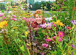 Carol Klein Life In A Cottage Garden - business is blooming her nursery sells 80 000 plants a year now