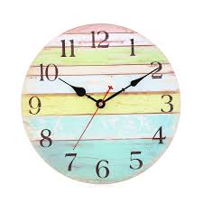 compare prices on ocean wall clock online shopping buy low price