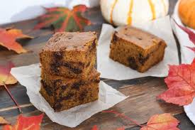 pumpkin chocolate chip cake tasty seasons