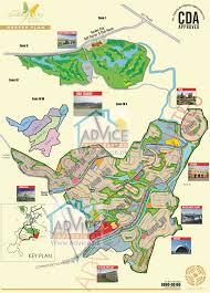 1 8 Maps Map Bahria Garden City Islamabad Garden City Map Bahria Garden