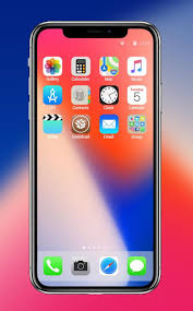 apk iphone theme for new iphone x hd ios 11 skin 1 0 4 apk android 4 0 x