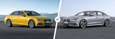 audi wagon sport audi a4 vs a6 side by side comparison carwow
