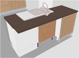 faire sa cuisine chez ikea cuisine ikea tidaholm réalisation caisson angle pour hotte 27