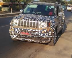 granite jeep renegade jeep renegade could launch in india after compass report