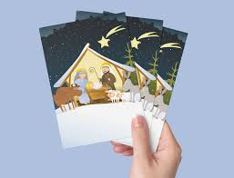 printed christmas cards bespoke and personalised