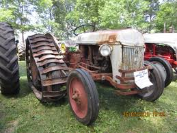 ford 8n with tracks ford tractors u0026 equipment pinterest ford