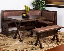 kitchen nook table sunny designs breakfast nook savannah su 0222ac