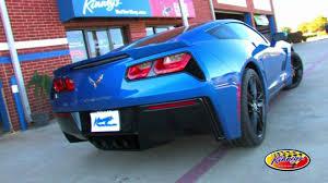 2014 corvette exhaust 2014 stingray corvette with custom performance