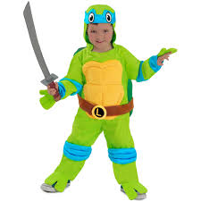 Ninja Turtle Halloween Costumes Buy Teenage Mutant Ninja Turtles Leonardo Kids Costume