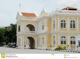 colonial architecture penang colonial architecture royalty free stock photos image
