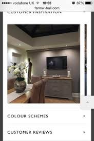 walls are painted in cat u0027s paw by farrow and ball paint colours