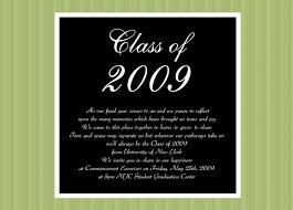 graduation quotes for invitations graduation invitation exles isura ink