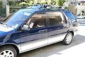 mitsubishi rvr 1995 1995 mitsubishi space wagon partsopen