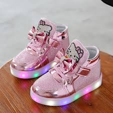 light up shoes for girls fashion led girls shoes baby shoes kids light up glowing sneakers