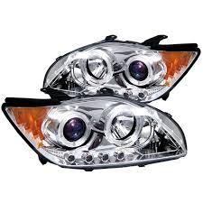 2006 Scion Tc Tail Lights Amazon Com Spyder Auto Scion Tc Black Halogen Led Projector