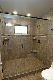 shower floor tile modern powder room vanity and sink stainless