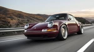 singer porsche two new porsche 911s by singer revealed you want them top gear