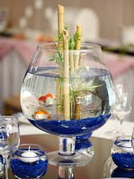 fish bowl centerpieces every homemaker will to these fish centerpieces