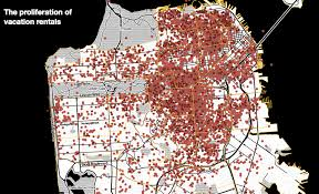 san francisco eviction map anti eviction mapping project vacant units in san francisco