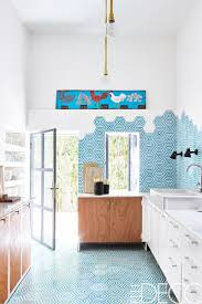 Blue And White Kitchen 16 Rooms Doing Blue U0026 White Differently Thou Swell