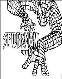 spiderman coloring pages online free printable spiderman coloring